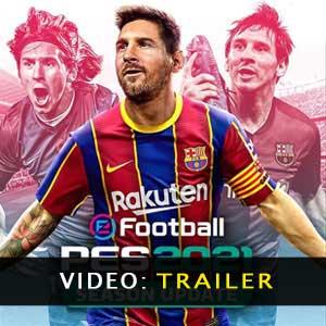 PES 2021 Video del Trailer