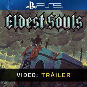 Eldest Souls PS5 Vídeo En Tráiler