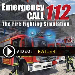 Comprar Emergency Call 112 The Fire Fighting Simulation CD Key Comparar Precios