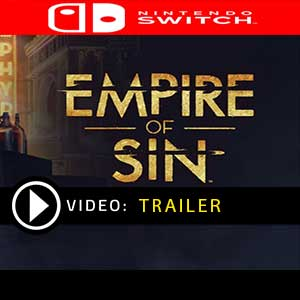 Empire of Sin Nintendo Switch Prices Digital or Box Edition