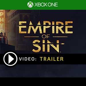 Empire of Sin Xbox One Gioco Confrontare Prezzi