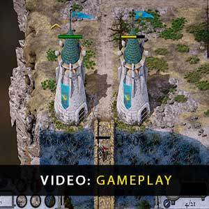 Empires in Ruins Gameplay Video