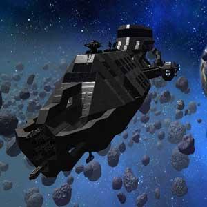 Empyrion Galactic Survival El espacio y el planeta