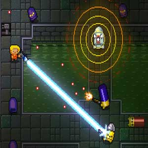 Enter the Gungeon Láser