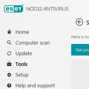 Eset Nod32 Global License informe de seguridad