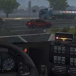 Euro Truck Simulator 2 - Player HUD