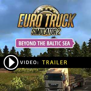 Buy Euro Truck Simulator 2 Beyond the Baltic Sea CD Key Compare Prices