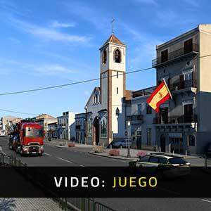 Euro Truck Simulator 2 Iberia Vídeo del juego
