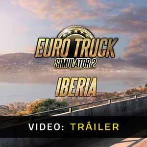 Euro Truck Simulator 2 Iberia Vídeo del tráiler