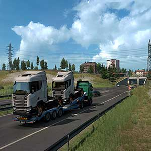 Euro Truck Simulator 2 Road to the Black Sea - Camiones