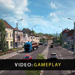 Euro Truck Simulator 2 Road to the Black Sea Gameplay Video