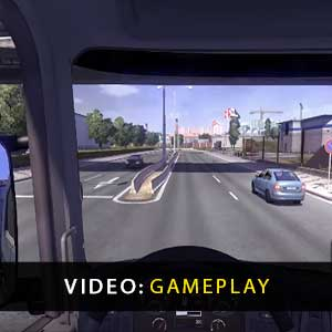 Euro Truck Simulator 2 Gameplay Video