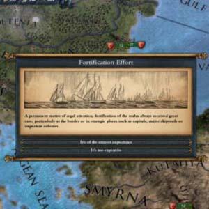 Europa Universalis IV - Message