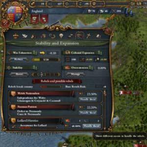 Europa Universalis IV - Expansion