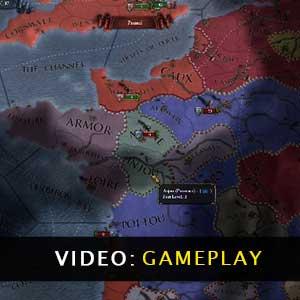 Europa Universalis IV Gameplay Video