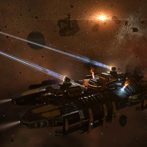 Eve Online Nave espacial