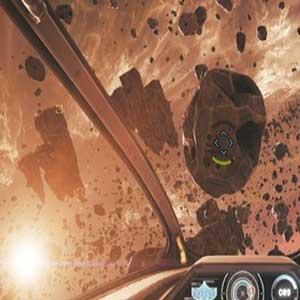 EVERSPACE aerial battle