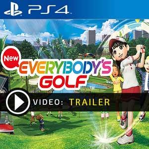 Everybodys Golf PS4 Precios Digitales o Edición Física
