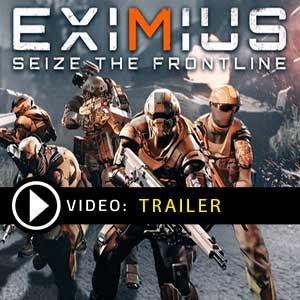 Comprar Eximius Seize the Frontline CD Key Comparar Precios