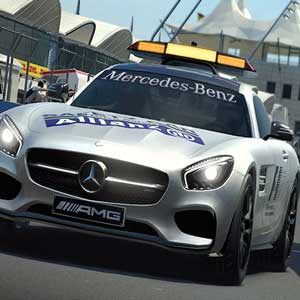 F1 2016 Mercedes Benz