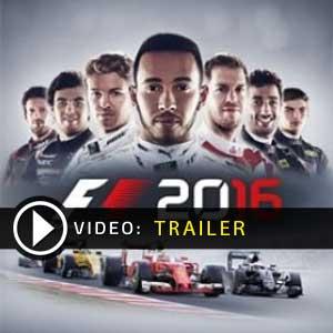 Comprar F1 2016 CD Key Comparar Precios