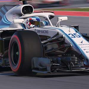 la simulación de coches de F1 más precisa