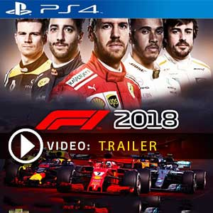 F1 2018 PS4 Prices Digital or Box Edicion