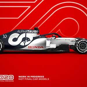 F1 2020 Honda