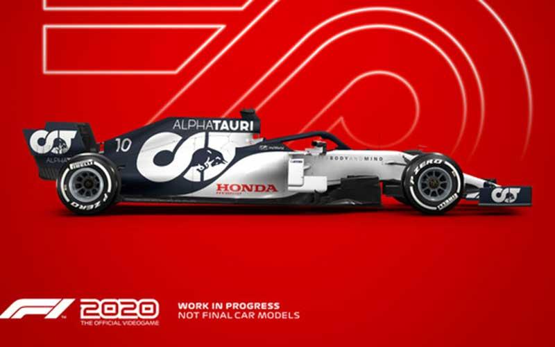 Comprar F1 2020 CD Key Comparar Precios