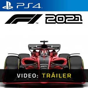 F1 2021 Ps4 Vídeo Del Tráiler