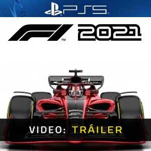 F1 2021 PS5 Vídeo Del Tráiler