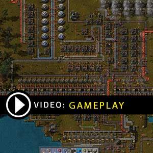 Factorio Gameplay Video