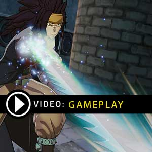 Fairy Tail Gameplay Video