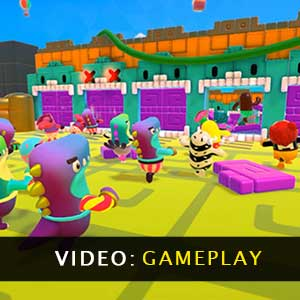 Fall Guys Ultimate Knockout Video de juego