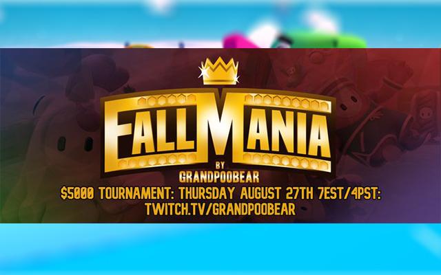 FallMania Fall Guys