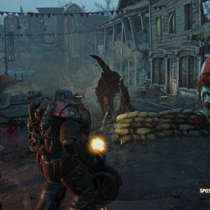 Fallout 4 PS4 - Personaje