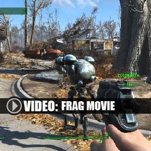 Película de Fallout 4 Frag