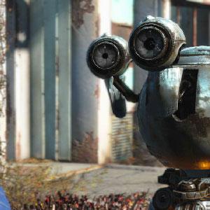 Fallout 4 - Personaje
