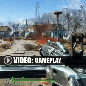 Fallout 4 Gameplay Video