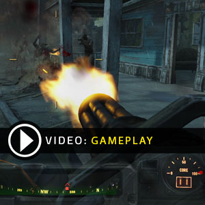 Fallout 4 PS4 Gameplay Video