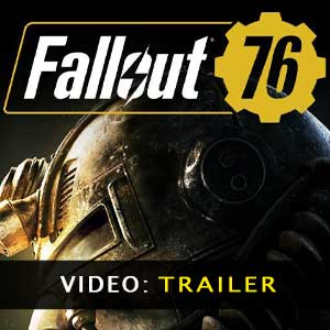 Video del trailer de Fallout 76