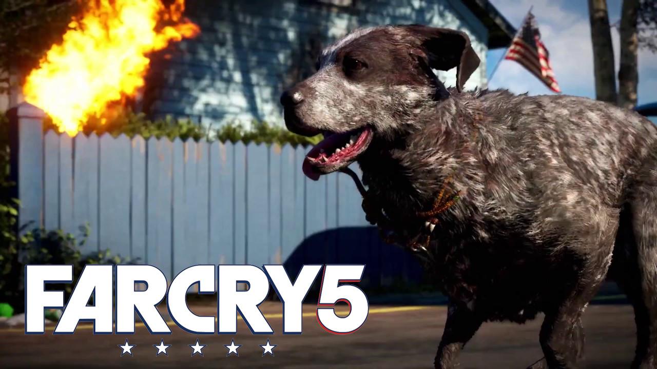 Far Cry 5: Boomer