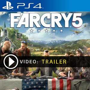 Comprar Far Cry 5 PS4 Code Comparar Precios