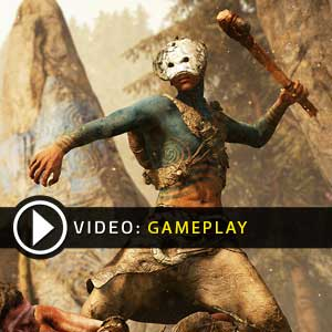 Far Cry Primal Gameplay Video