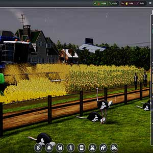 Farm Manager 2021 - Campos de maíz