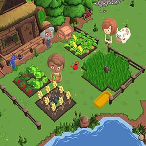 Farmers vs Zombies - Cultivos