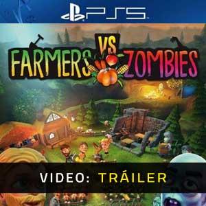 Farmers vs Zombies PS5 Video Dela Campaña