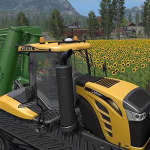 MT700E Campo Tractor Viper