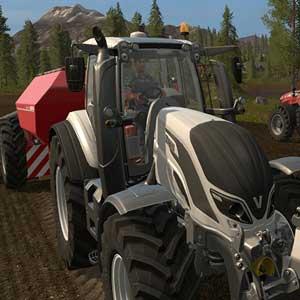 Valtra T-Series Edición Vaca Tractor