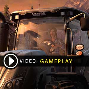 Farming Simulator 17 Video Gameplay